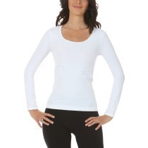 Woman Shirt langarm mit Rundhals in div Farbvariationen